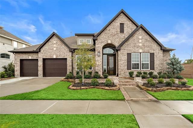 16102 Big Sandy Creek Drive, Cypress, TX 77433 (MLS #94180146) :: My BCS Home Real Estate Group
