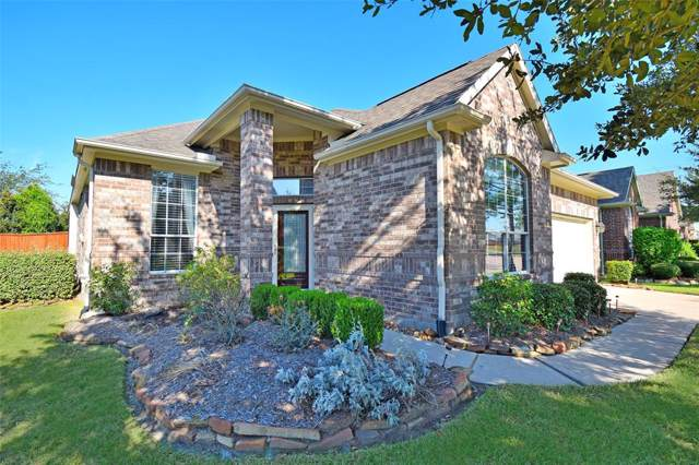 9311 Caddo Springs Court, Cypress, TX 77433 (MLS #9419097) :: The Bly Team
