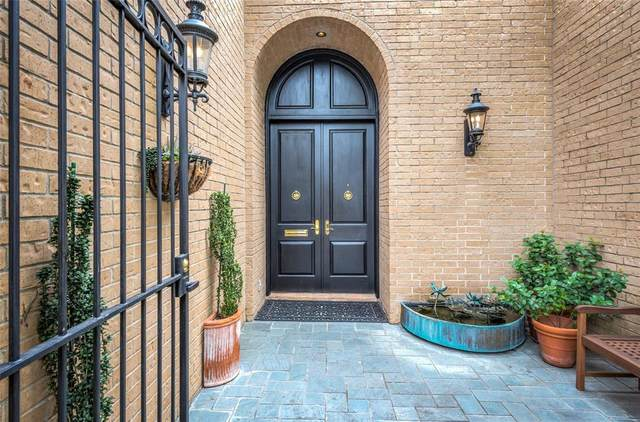 10 S Briar Hollow Lane #81, Houston, TX 77027 (MLS #94196382) :: The SOLD by George Team