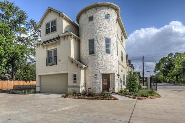 7707 S Fall Run Crossing, Houston, TX 77055 (MLS #94200552) :: The Queen Team