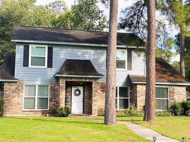 28802 Cherrywood Lane, Shenandoah, TX 77381 (MLS #94204413) :: The Sansone Group