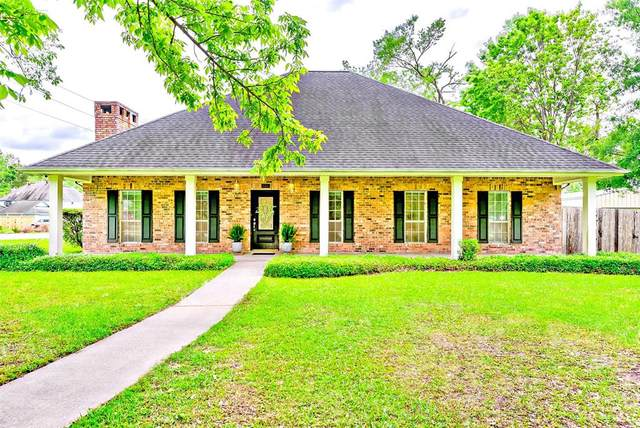 801 Hickory Trail, Orange, TX 77632 (MLS #94206731) :: Lerner Realty Solutions