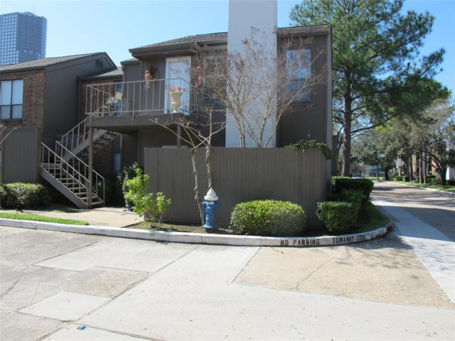 1201 Bering Drive #89, Houston, TX 77057 (MLS #94211608) :: The Sold By Valdez Team