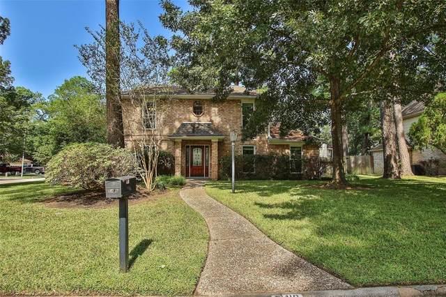 5418 Woodville Lane, Spring, TX 77379 (MLS #94222000) :: Guevara Backman