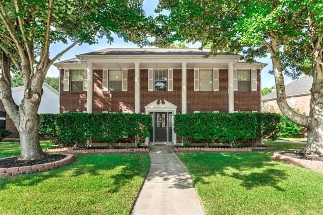 3419 Whispering Way Drive, Richmond, TX 77406 (MLS #94229831) :: Caskey Realty