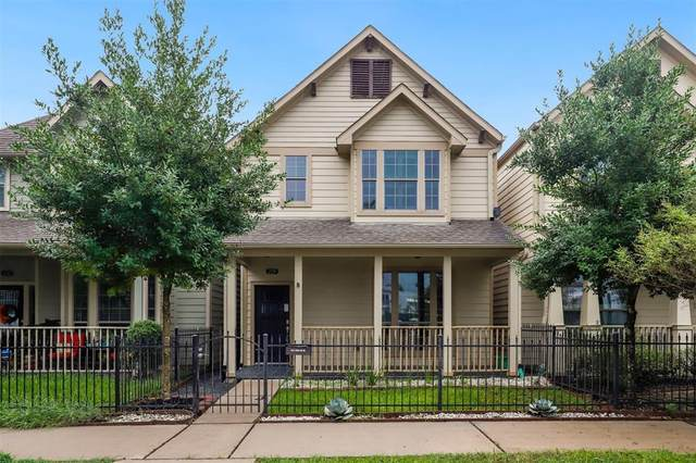 229 W 26th Street, Houston, TX 77008 (MLS #94233411) :: Green Residential