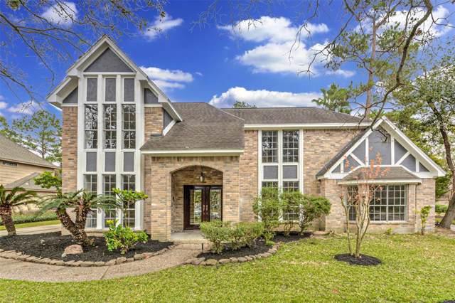 2702 Forest Garden Drive, Kingwood, TX 77345 (MLS #94239722) :: The Jennifer Wauhob Team