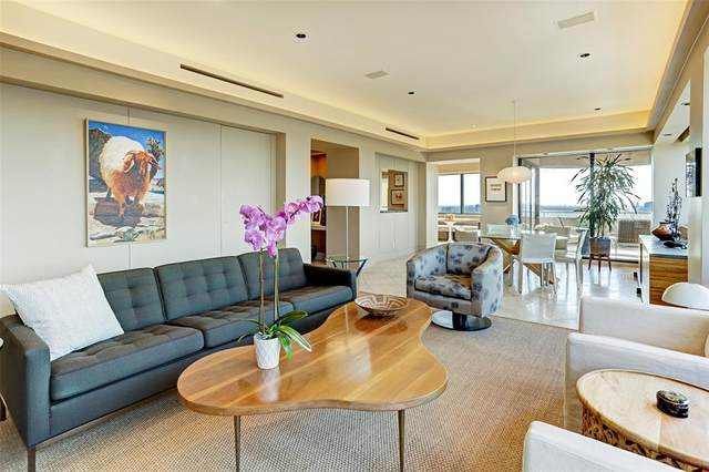 5000 Montrose Boulevard 22E, Houston, TX 77006 (MLS #94245250) :: Ellison Real Estate Team