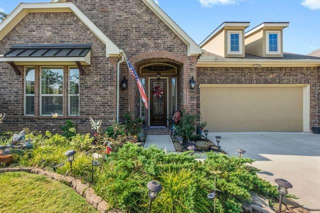 3521 Falcon Way, Conroe, TX 77304 (MLS #94253046) :: Green Residential