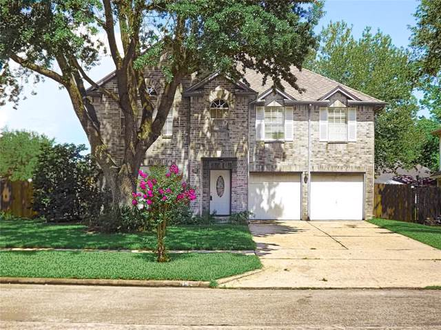 4425 Spoonbill Drive, Seabrook, TX 77586 (MLS #94253410) :: The SOLD by George Team