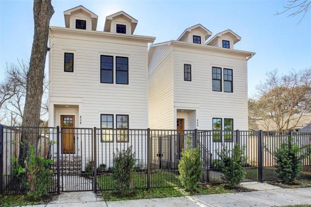 438 W 28th Street, Houston, TX 77008 (MLS #94257898) :: Giorgi Real Estate Group