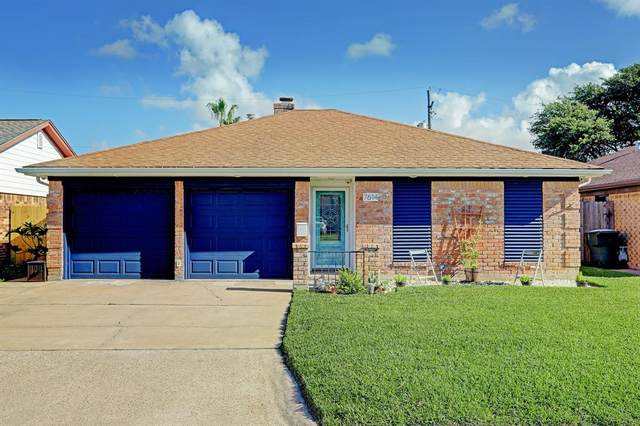 7614 Beaudelaire Circle, Galveston, TX 77551 (MLS #94265730) :: The Queen Team
