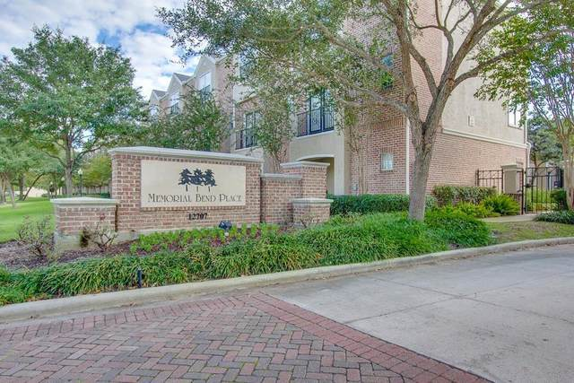 12707 Boheme Drive #308, Houston, TX 77024 (MLS #94267496) :: The SOLD by George Team