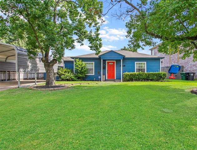 6618 Saxet Street, Houston, TX 77055 (MLS #94270196) :: JL Realty Team at Coldwell Banker, United
