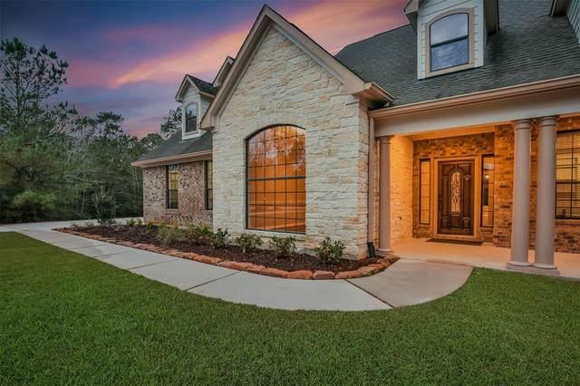 15404 Queen Elizabeth Court, Montgomery, TX 77316 (MLS #94275730) :: The Home Branch