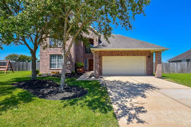 3433 Highland Point Lane, Pearland, TX 77581 (MLS #94275991) :: Connect Realty