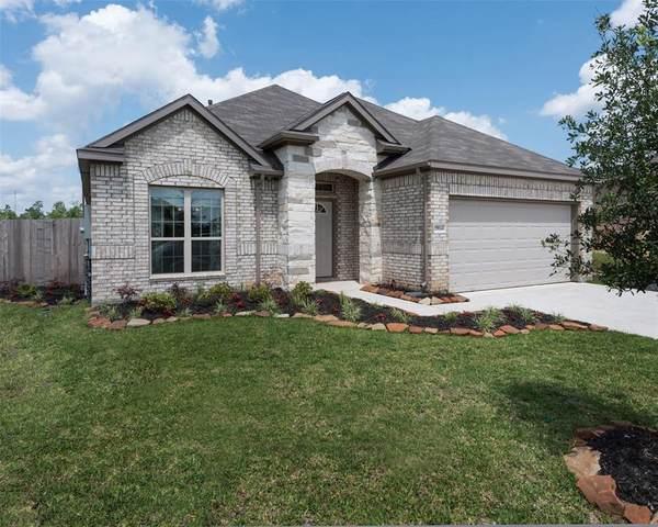 26316 Cooperstown Way, Splendora, TX 77372 (MLS #9427820) :: The SOLD by George Team