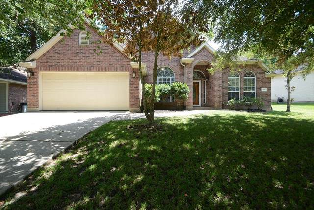 180 Park Way, Conroe, TX 77356 (MLS #9427908) :: The Home Branch