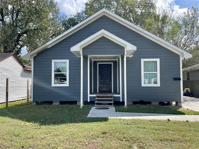 126 De Haven Street, Houston, TX 77029 (MLS #94281184) :: My BCS Home Real Estate Group