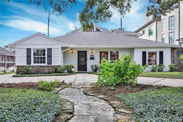 4607 Willow Street, Bellaire, TX 77401 (MLS #94282199) :: Giorgi Real Estate Group