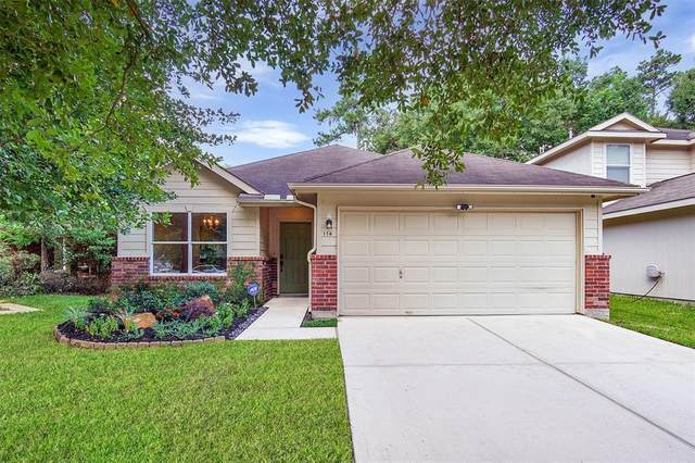 114 Hockenberry Place, The Woodlands, TX 77385 (MLS #94284560) :: The Bly Team
