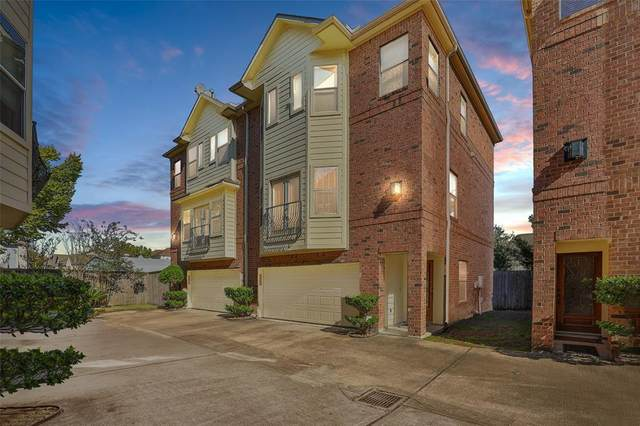 909 W 21st Street C, Houston, TX 77008 (MLS #94294753) :: Ellison Real Estate Team