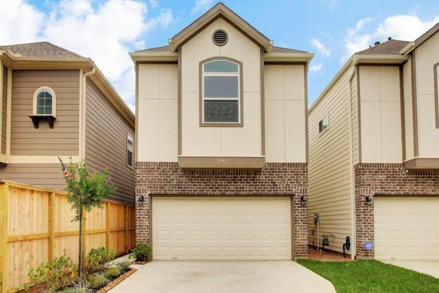 4314 Marina Street, Houston, TX 77007 (MLS #94294893) :: Krueger Real Estate