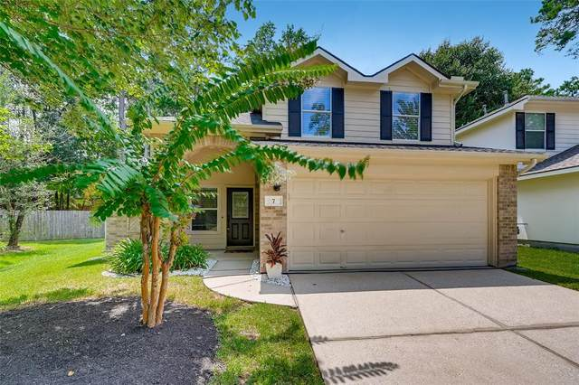 7 Thicket Grove Place, Conroe, TX 77385 (MLS #9430213) :: Michele Harmon Team