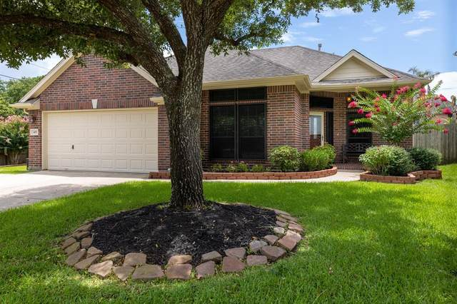 401 Serenity Drive, Dickinson, TX 77539 (MLS #94329232) :: The Wendy Sherman Team