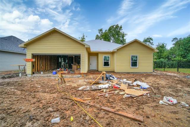 4354 Knoxville Street, Houston, TX 77051 (MLS #94329830) :: The Bly Team
