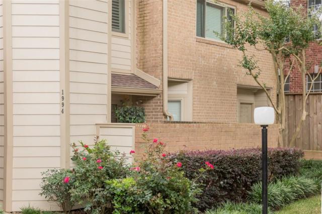 1994 Augusta Drive, Houston, TX 77057 (MLS #94333926) :: Magnolia Realty