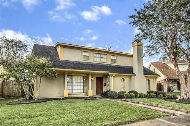 4103 War Admiral Drive, Pasadena, TX 77503 (MLS #94340410) :: JL Realty Team at Coldwell Banker, United