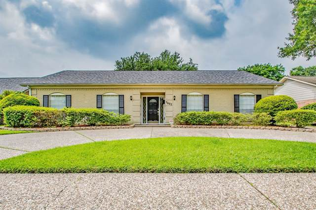 7607 Skyline Drive, Houston, TX 77063 (MLS #94343787) :: The SOLD by George Team