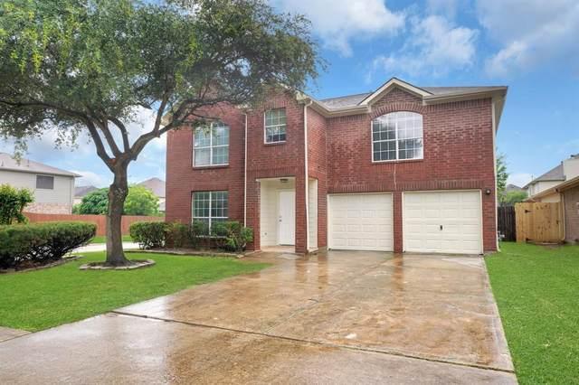 18130 Dusty Terrace Lane, Katy, TX 77449 (MLS #94350462) :: The SOLD by George Team