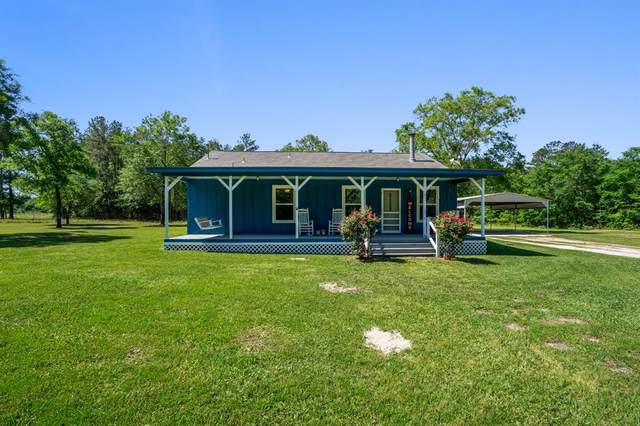 11 Pat Henry Cemetery Road, Huntsville, TX 77320 (MLS #94351082) :: Michele Harmon Team