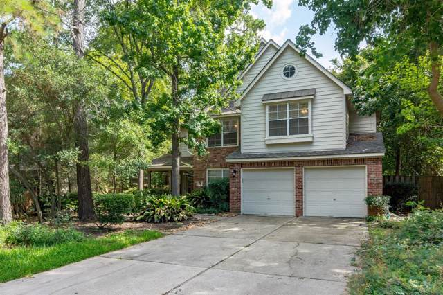 118 W Greywing Circle, The Woodlands, TX 77382 (MLS #94363625) :: The Parodi Team at Realty Associates