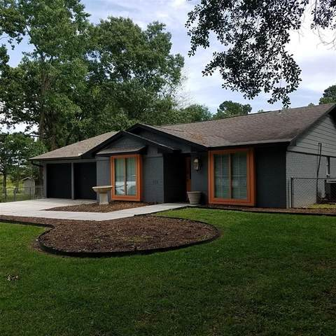 722 Indian Hill Boulevard, Livingston, TX 77351 (MLS #9436628) :: The SOLD by George Team