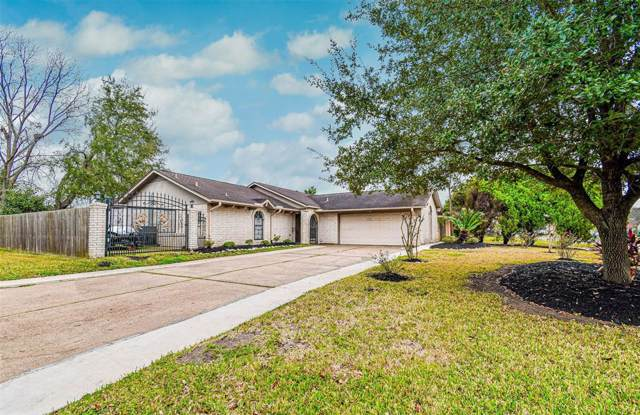 10403 Kirkvale Drive, Houston, TX 77089 (MLS #94366945) :: Ellison Real Estate Team