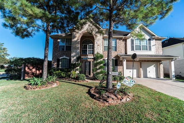 2501 Dry Bank Lane, Pearland, TX 77584 (MLS #9437200) :: The Freund Group