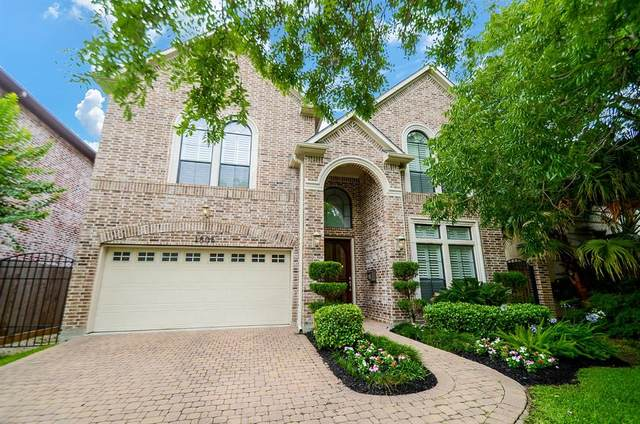 4805 Spruce St, Bellaire, TX 77401 (MLS #94372925) :: The SOLD by George Team