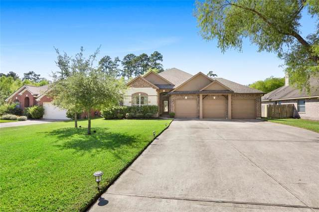 32919 Greenfield Forest Drive, Magnolia, TX 77354 (MLS #94380997) :: Texas Home Shop Realty