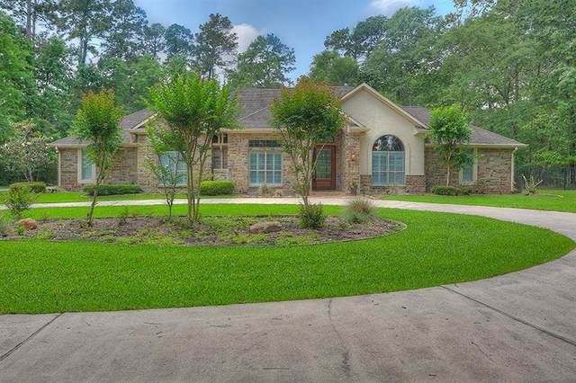 561 Lake Grove Drive, Coldspring, TX 77331 (MLS #94390696) :: The Queen Team
