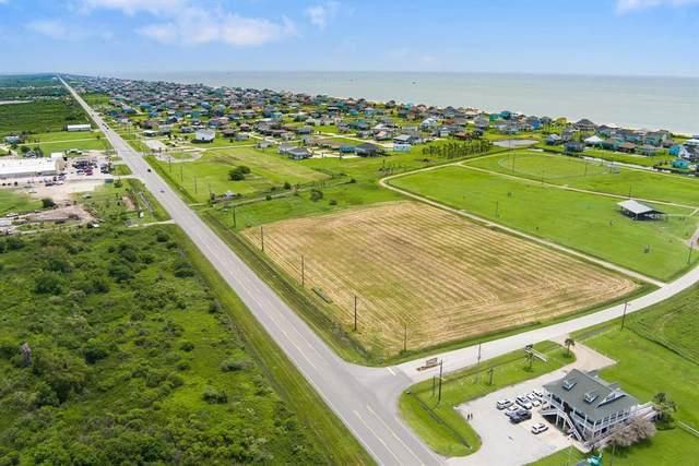 TBD Hwy 87 Drive, Crystal Beach, TX 77650 (MLS #94394843) :: Giorgi Real Estate Group