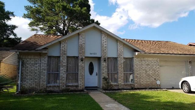 16522 Loch Maree Lane, Houston, TX 77084 (MLS #94395283) :: Team Parodi at Realty Associates