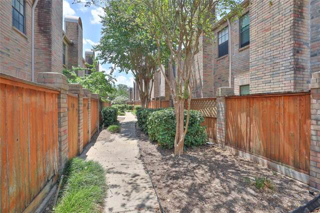 9850 Pagewood Lane #1803, Houston, TX 77042 (MLS #9440524) :: The SOLD by George Team