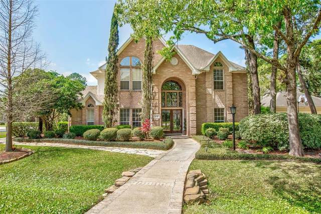 25 Cokeberry Street, The Woodlands, TX 77380 (MLS #94406829) :: The Bly Team