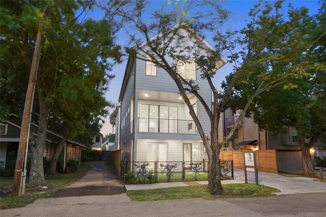 818 Knox Street, Houston, TX 77007 (MLS #94408843) :: Keller Williams Realty