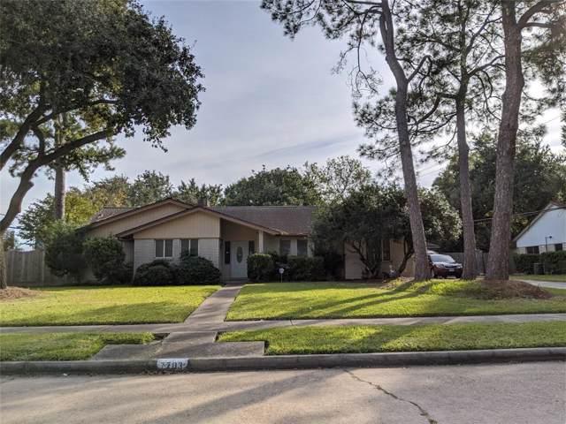 7703 De Moss Drive, Houston, TX 77036 (MLS #94411352) :: Caskey Realty