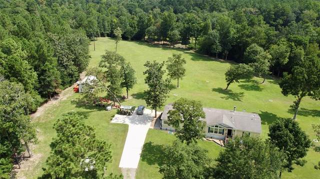 25 Lessa Lane, Huntsville, TX 77340 (MLS #94416405) :: My BCS Home Real Estate Group