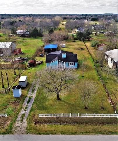 2520 Shouse Road, Santa Fe, TX 77510 (MLS #94419918) :: Phyllis Foster Real Estate
